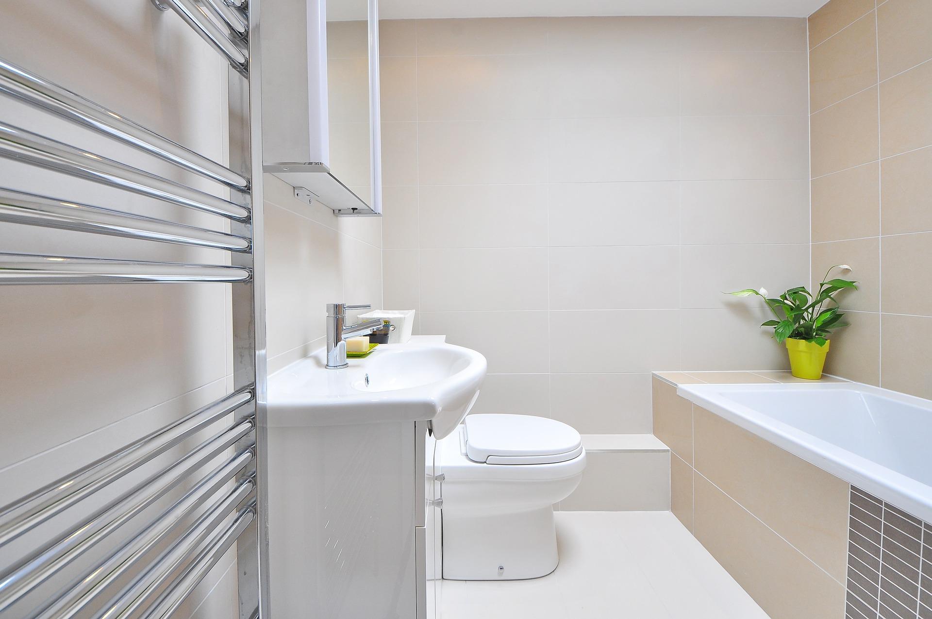 Badezimmer Putzen