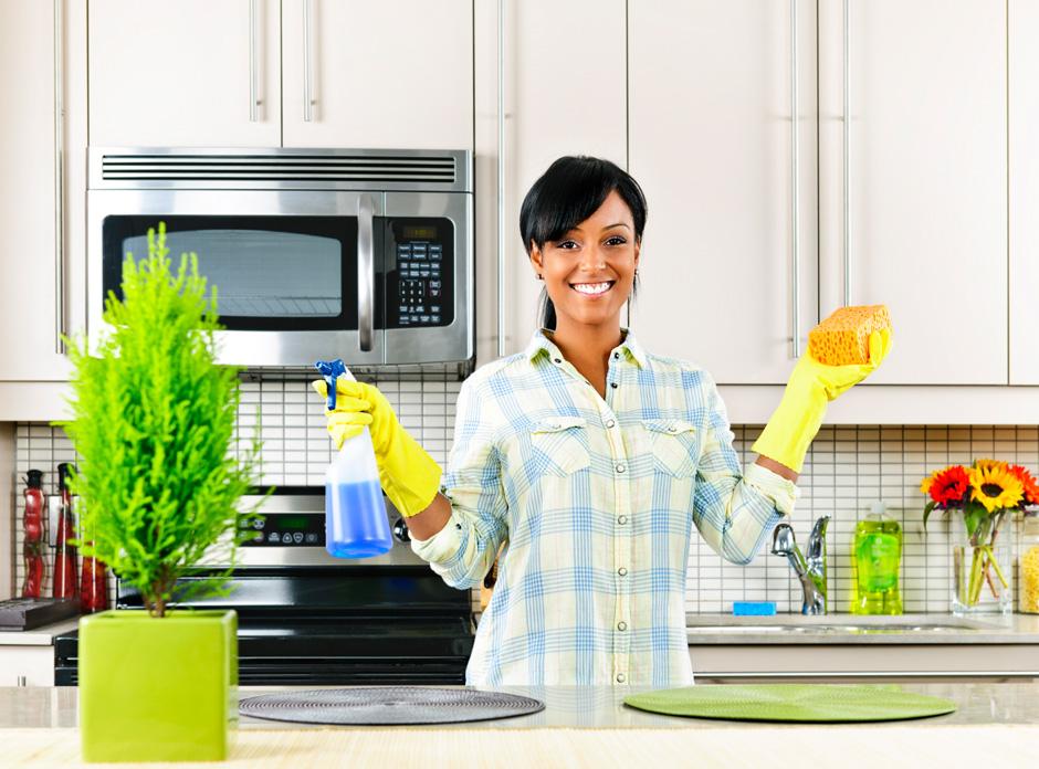 Küche putzen  Die Grundlagen zum Putzen der Küche  Putzen.net